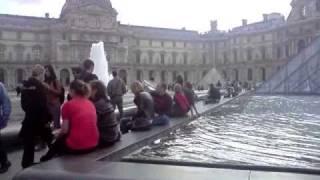 The Louvre - Paris 2010 Thumbnail