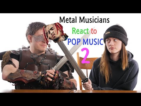 Metal Musicians React to More POP MUSIC (ft. Sarah Longfield)