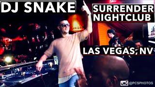 DJ Snake @ Surrender Nightclub in Las Vegas