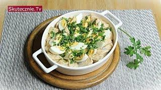 Śledzie z jajkiem w jogurtowym sosie z curry :: Skutecznie.Tv [HD]
