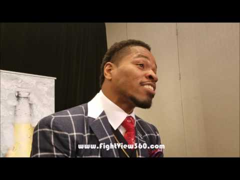 'YOU'RE GONNA SEE BETTER DEFENSE' 'I'VE SEEN WHAT CAN HAPPEN TO HIM' SAYS PORTER ON BERTO,!