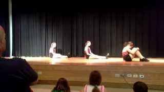 6th grade Talent Show dance