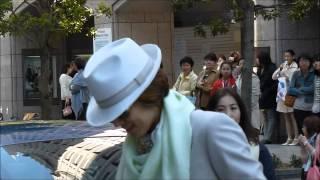 東京公演(オーシャンズ11) 入り.