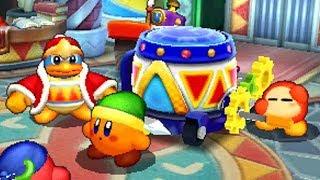 Kirby Battle Royale - Story Mode Walkthrough Part 1: Intro & Beginner's League