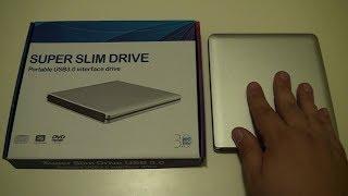 Graveur Blu Ray DL externe à moins de 100 euros !