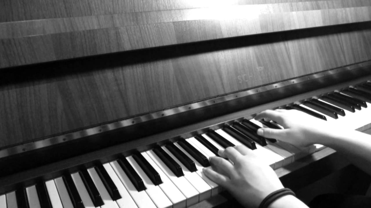 Skinny love birdy piano cover hd youtube