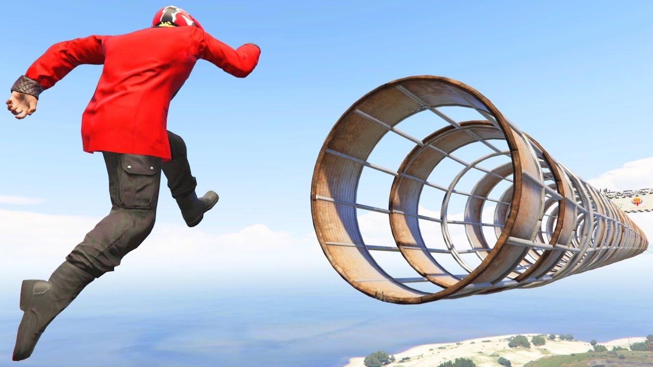 Red tube gya