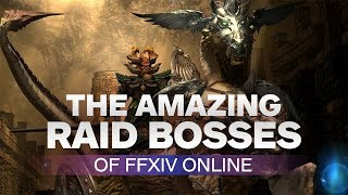 Final Fantasy 14 - Epic Raid Boss Breakdown