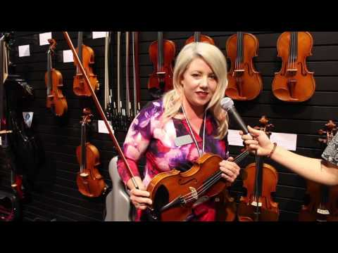 MMR Magazine with Eastman Strings at The 2017 NAMM Show