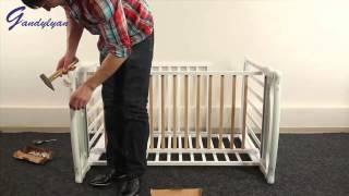 Как собрать кровать Гандылян
