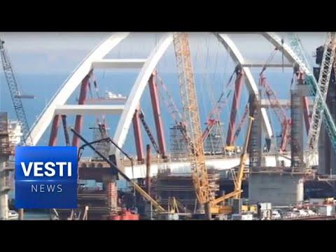 The Crimean Bridge is a Modern Day Russian Arc de Triomphe