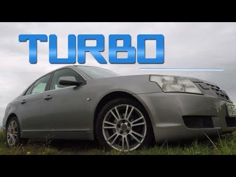 Турбо за 300 тысяч рублей | Обзор | Тест драйв Cadillac BLS