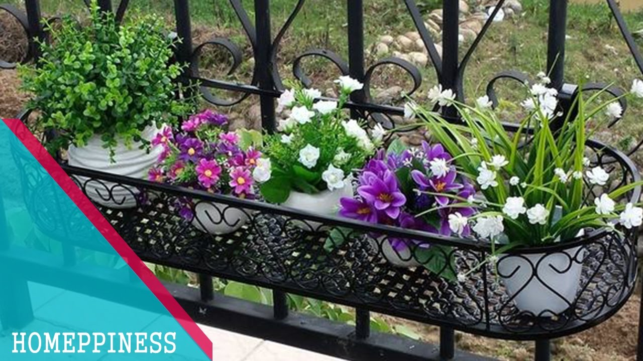 NEW DESIGN 2017 Beautify Your Small Balcony With 25 Latest Gardens Ideas