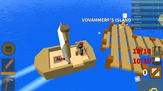 ROBLOX PIRATE SIMULATOR