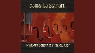 Keyboard Sonata in F major, K.167 in F Major, K167