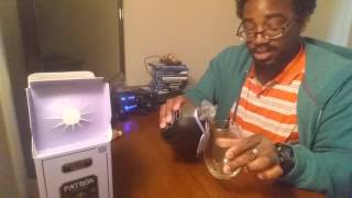 Patrón XO Cafe unboxing and taste test