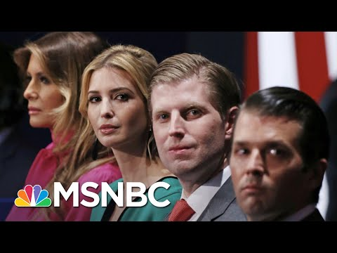 Fmr. FBI Lawyer: Why Would Trump's Kids Need 'Pre-Emptive Pardons'? | The 11th Hour | MSNBC