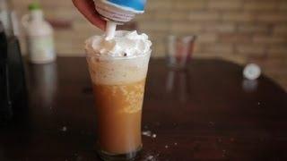 Tea Frappuccino Recipe : Tea &amp Espresso