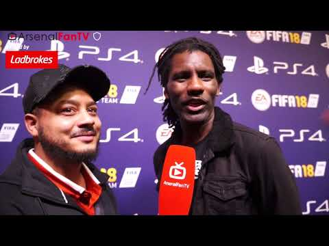 Rapper Wretch 32 Talks To Troopz | FIFA 18 Launch Party