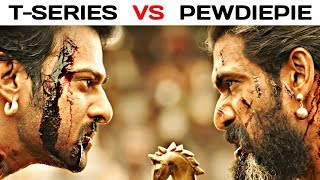 T Series Vs Pewdiepie Story On Bollywood Style #2 Bollywood Song Vine