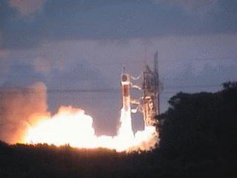 Secret Spy Satellite Launches Atop Atlas V Rocket