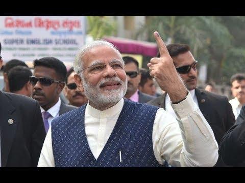 गुजरात चुनाव: चुनाव आयोग पर उठते सवाल और एग्जिट पोल/ Gujarat Elections 2017