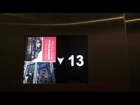 Busted for filming elevators at DR. Horton Tower in Fort Worth Texas