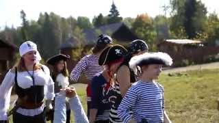 видео Детская пиратская вечеринка