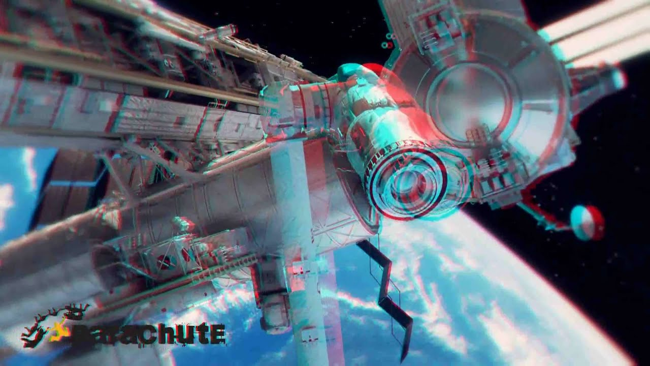 3D International Space Station - YouTube