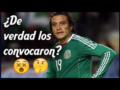 10 Futbolistas que nunca debieron ser llamados a la selección Mexicana