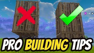 HOW TO BUILD FAST in FORTNITE BATTLE ROYALE! FORTNITE HOW TO BUILD FASTER!