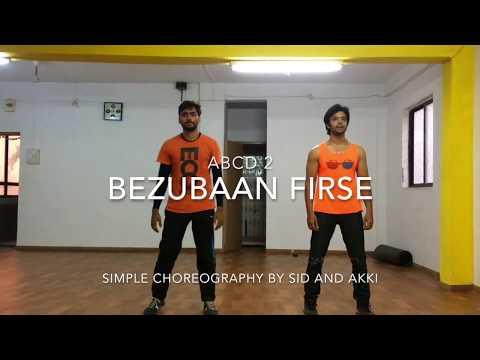 ABCD2 Bezubaan Firse  Simple Choreography