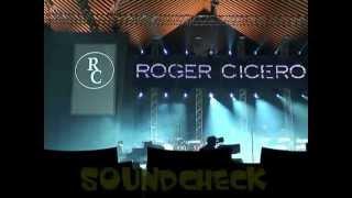 Roger Cicero soundcheck in Berlin