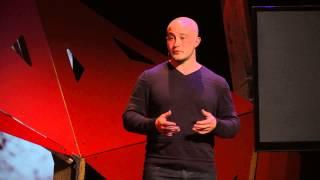 Trauma is irreversible. How it shapes us is our choice. | Sasha Joseph Neulinger | TEDxBozeman