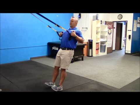 TRX Golf Specific Exercises