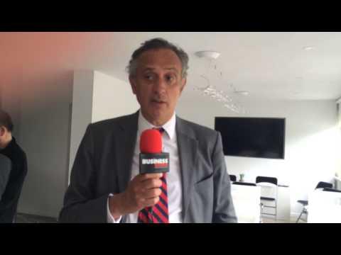 Pierre Vaquier, directeur général Axa Real Estate