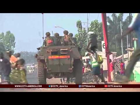 UN to Send 12000 Peacekeepers to Central African Republic