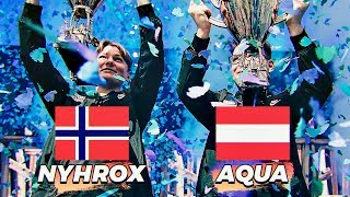 AQUA & NYHROX GEWINNEN die WM 😭 | Fortnite WORLD CUP Duo FINALE