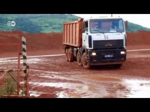 Bauxite: Guinea's mineral wealth | Global 3000