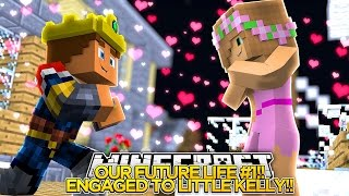 our future life 1 we re getting married w little kelly little donny minecraft roleplay