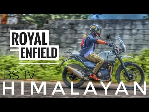 Royal Enfield Himalayan BS-IV  Review | Should you buy or Should you not buy ?