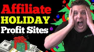 Holiday Affiliate Profit Trends - Make Money Online With Amazon And Big Box Affiliate Programs