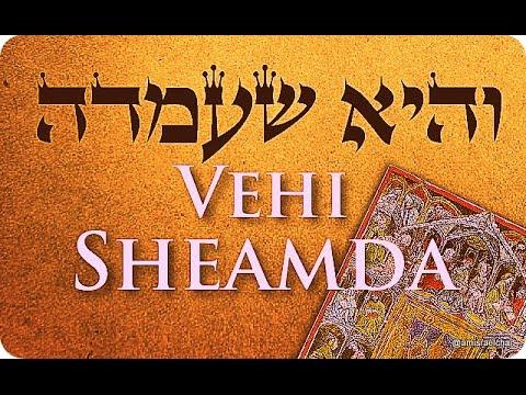 vehi sheamda yaakov shwekey