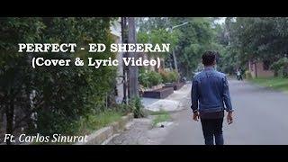 Gambar cover Perfect - Ed Sheeran (Cover + Lyric Video)