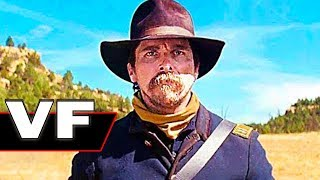 HOSTILES Bande Annonce VF ✩ Christian Bale, Western (2018) streaming