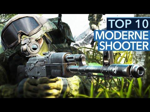Die besten Modern-Military Shooter, die ihr JETZT spielen könnt
