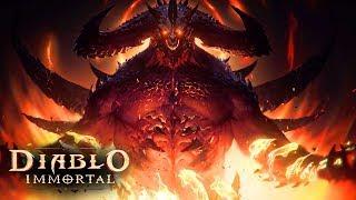 Diablo Immortal full QnA  lul