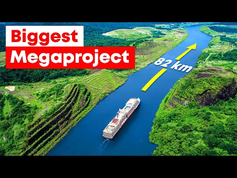 Panama Canal: The Biggest Megaproject in History