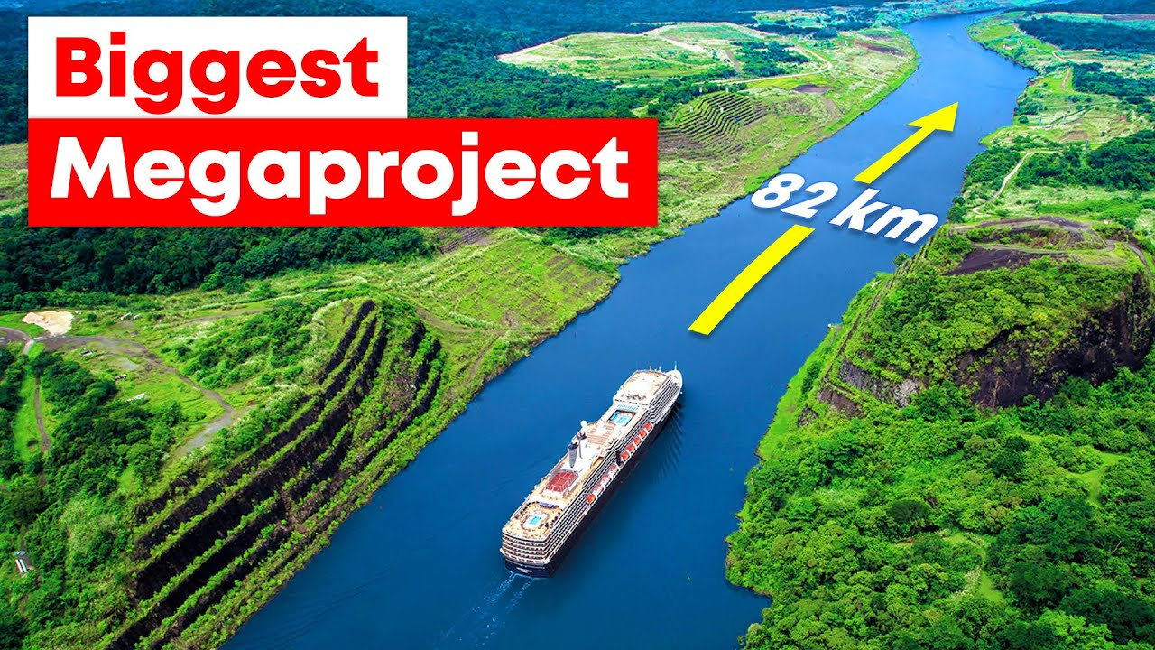 Download Panama Canal: The Biggest Megaproject in History