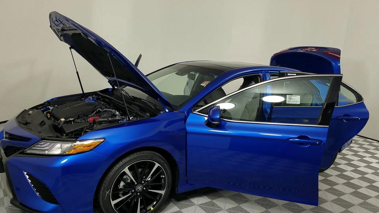 Lexus Of Palm Beach U003eu003e 2018 Camry Blue | Motavera.com
